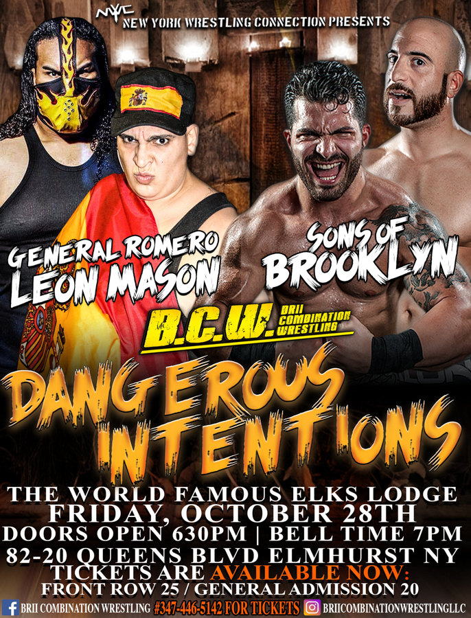 BCW Brii Combination Wrestling